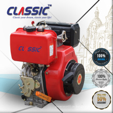 CLASSIC CHINA 170f Einzelzylinder Vierhub Luftgekühlte OHV Motoren, große Kraftstofftank Wasserpumpe Ersatzteile