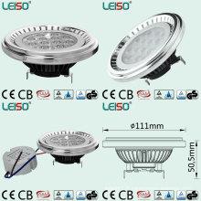 Ampoule 1111lm de lumière de tache de rechange de l'halogène 100W LED AR111