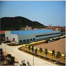 Stahlrahmen-Erektions-Werkstatt-Gebäude-Projekt