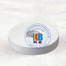 Vêtements d'entretien de polyester étiquettes de tissu de tissu pour le ruban de tache de petit pain 20mm * 200m