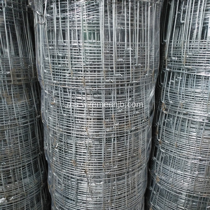 Pagar Galvanized Field Hot Dipped
