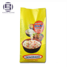 10KG 25KG rice packing bags for basmati rice sale
