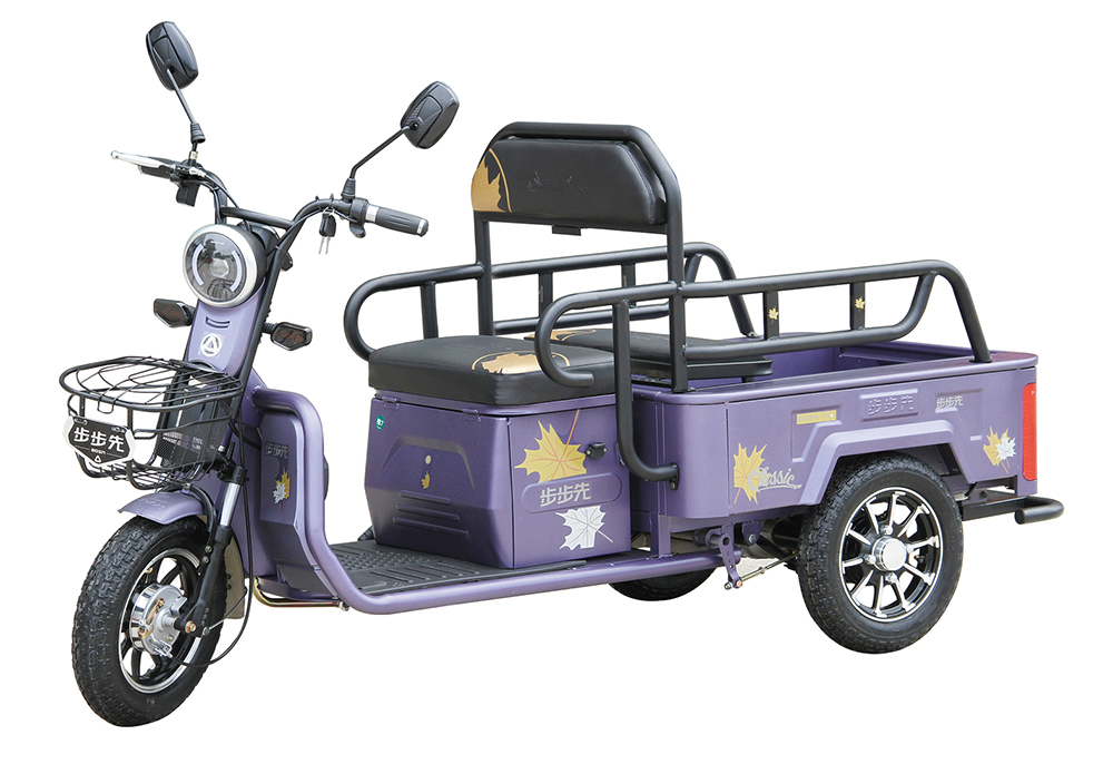 Electric Loading Rickshaw Price