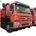 Camion à benne basculante de 5,4 m utilisé ou camion de stock