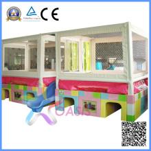 Крытая площадка для мягкой игрушки 2014 Новый дизайн Ball Pool Playground