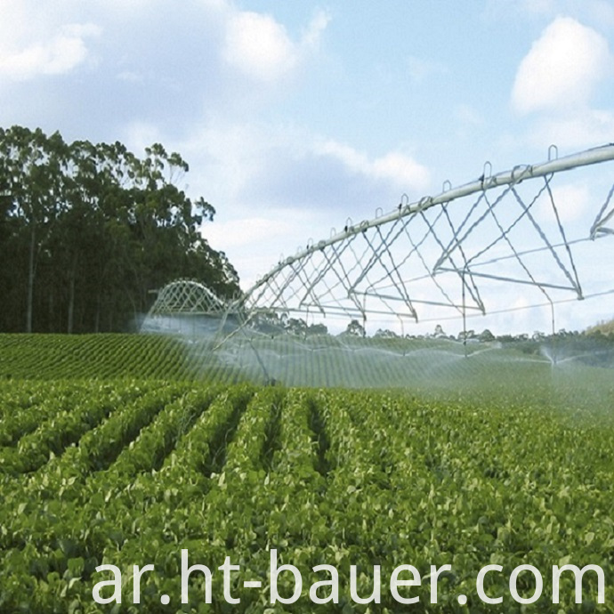 Large Farm Center Pivot Irrigation System2