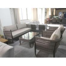 Комплект садовой тросовой мебели для балкона