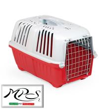 Standard Plastic pet airline cage dog transport cage