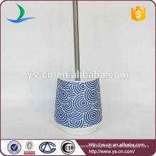 YSb50034-01-tbh Moderno accesorio de baño de porcelana accesorio titular cepillo de tocador