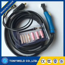 wp26 air cooled tig welding torch