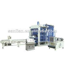 QT6-15 Máquina de fabricación de ladrillos de hormigón