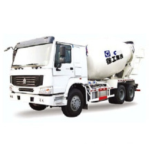 XCMG 6X4 Concrete Machinery, Mixer Truck