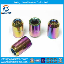 China supplier High Quality Cone Wheel Anti-Theft Nut