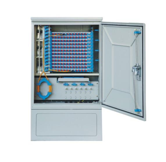 Fiber Optic Splice Box Cabinet