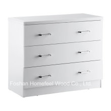 Premium Quality Bedroom 3 Drawer Storage Chest Cabinet (HC31)