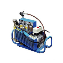 330 bar compresor de aire respirable portátil para el buceo