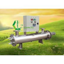 304SS Selbstreinigung Ultraviolettfilter für Fish Tank Medizinprodukte