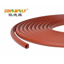 PVC Plastic Profile Edge Banding for Furniture