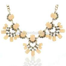 2014 Newest Statement Chunky Necklaces Pendants For Party