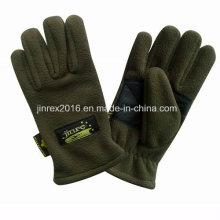 Fleece, Winter Warm Fashion Polar Fleece Outdoor Glove-Jg12c011A