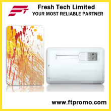 Kreditkarte Stil USB-Flash-Laufwerk für maßgeschneiderte (D603)