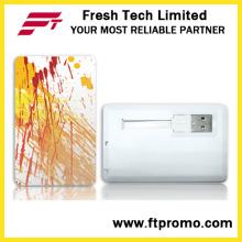Type de carte de crédit USB Flash Drive pour personnalisé (D603)