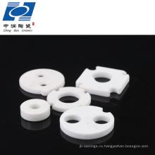 Высокопрочный глинозем керамический диск для клапана