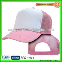 Foam Plain Mesh Caps for Sale TC-1020
