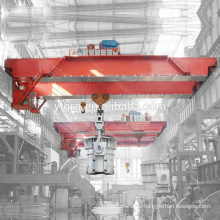 China Lieferant Doppelträger Crane Bridge Casting Preis, 50Ton Crane Bridge