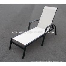 2018 new design outdoor aluminium sunbed