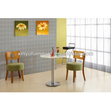 metal restaurant dining table XDW2000