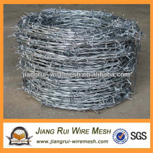 heavy duty galvanized barbed wire(China manufacturer)
