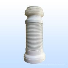 Tubo de la conexión del tocador del abastecedor del oro W / WC de China con la alta calidad