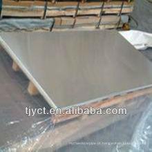 Placa / folha de alumínio da liga 1070A