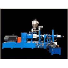 PVC Profile Pipe Machine Lab Twin Screw Plastic Extruder