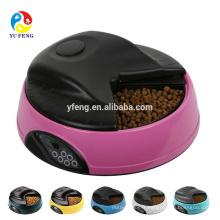 Pet Dog Cat Feeder automatique Water Container Timer Distributeur de nourriture Programmé Nouveau Aimez votre chien, aimez son régime! Nourris-moi, s'il te plaît!
