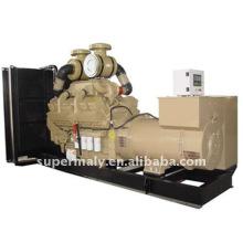 Generador de energía diesel aprobado por CE