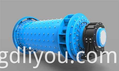 battery crushing ball mill