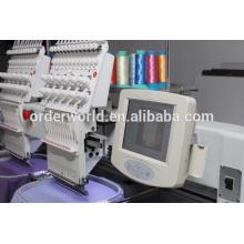 Wonyo 2 Heads Computerized Embroidery Machine Cheap Price