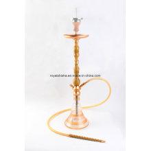Neue Art-Mode Golden Wood Shisha