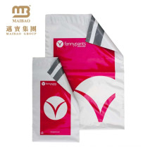 Factory Biodegradable Security Adhesive Seal Garment Packaging Custom Logo Printed PE Plastic High Quality Polybags