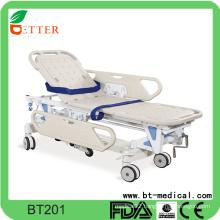 Manual Patient Emergency Stretcher