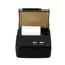 Impressora de adesivos térmicos Bluetooth sem fio pequena modelo 5801