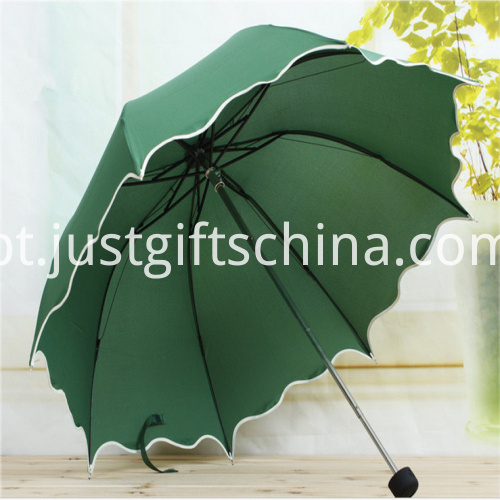 Promotional Falbala Folding Umbrella3