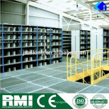 Assoalho de mezanino resistente da construção da alta densidade da planta de Jracking