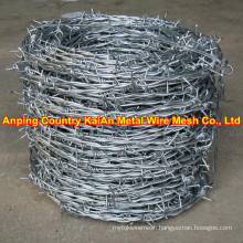 Bouquet Barbed Wire / Galvanized Concertina Bared Wire Fence / PVC coated razor wire / barbed wire( 30 years factory)