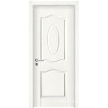 PU+HDF Molded Door (pH-Q029)
