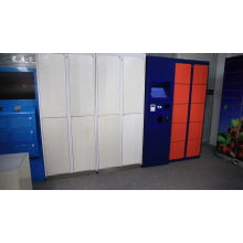 High Quality 15 inches Screen Pin Code Multifamily Parcel Delivery Locker Package