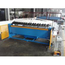 W62y-3X2500 Hydraulische Pan Box Press Biegemaschine
