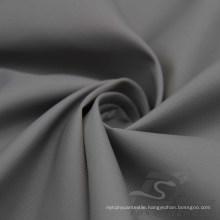 Water & Wind-Resistant Outdoor Sportswear Down Jacket Woven Hi-Low Striped Jacquard 100% Nylon Fabric (N046)